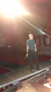 Micke har varit här och fotograferat till programmet.